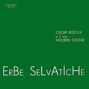 OSCAR ROCCHI E IL SUO MODERN SOUND Erbe Selvatiche LP