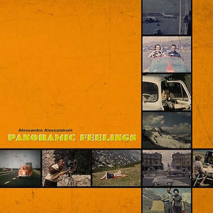 ALESSANDRO ALESSANDRONI Panoramic Feelings + Le Film Trouvè - A Panoramic Experience LP/DVD