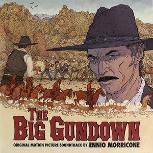 ENNIO MORRICONE The Big Gundown (Original Motion Picture Soundtrack) 2LP