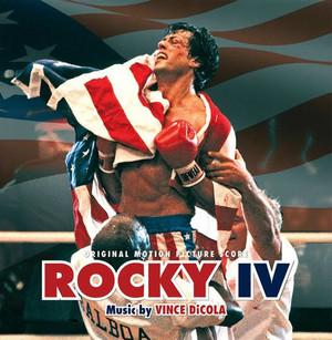 VINCE DICOLA Rocky IV LP