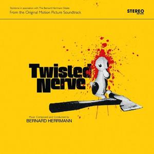 "BERNARD HERRMANN Twisted Nerve 7"""