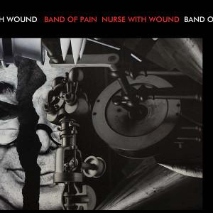 "BAND OF PAIN/NURSE WITH WOUND Noinge (Orange Vinyl) 10"" RSD 2016"