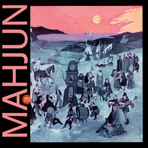 MAHJUN: Mahjun (1974) (Blue Vinyl) LP