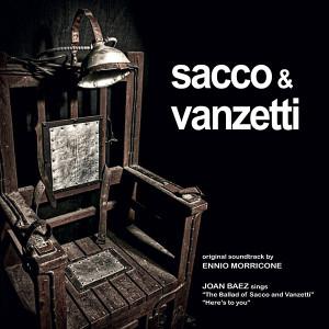 ENNIO MORRICONE FEAT. JOAN BAEZ: Sacco & Vanzetti LP