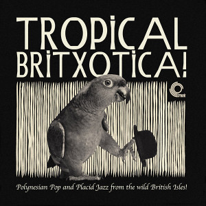 VA: Tropical Britxotica! Polynesian Pop And Placid Jazz From The Wild British Isles! LP