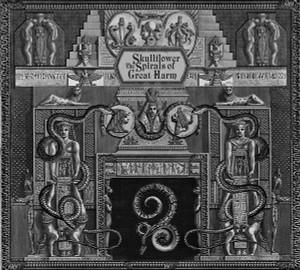 SKULLFLOWER: The Spirals of Great Harm 2CD