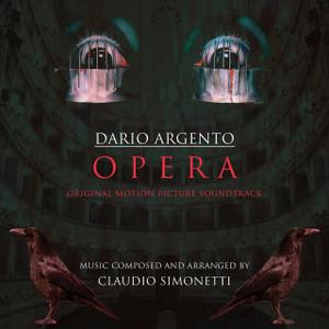 CLAUDIO SIMONETTI: Opera (Dario Argento) 30th Anniversary Edition Colored Vinyl LP