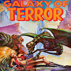 Barry Schrader: Galaxy Of Terror (Original Soundtrack) LP