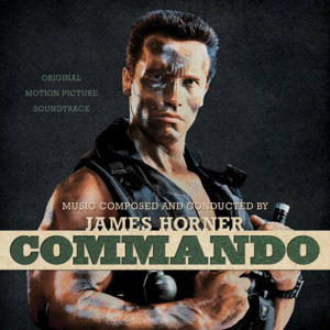 JAMES HORNER: Commando (Original Motion Picture Soundtrack) 2LP