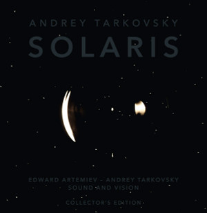 ANDREY TARKOVSKY/EDWARD ARTEMIEV: SOLARIS. SOUND AND VISION LP BOX