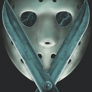 HARRY MANFREDINI: Friday The 13Th Part V: A New Beginning 2LP