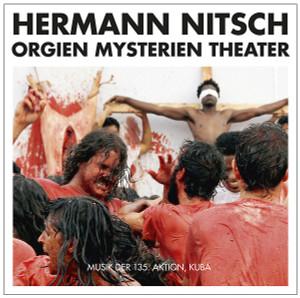 HERMANN NITSCH: Musik Der 135. Aktion, Kuba 2CD