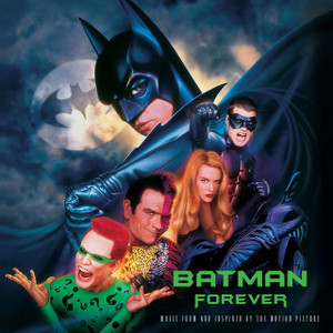 V/A: Batman Forever: Music Motion Picture 2LP