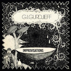G.I. GURDJIEFF: Improvisations LP