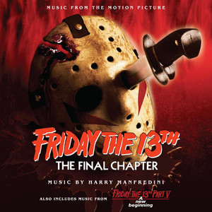 HARRY MANFREDINI: Friday The 13th Parts 4 & 5 2CD