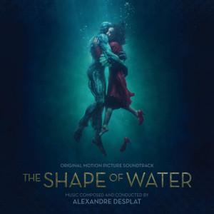 ALEXANDRE DESPLAT: The Shape Of Water (Soundtrack) LP