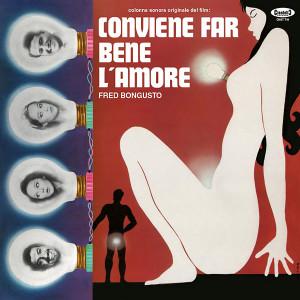 FRED BONGUSTO: Conviene Far Bene L'Amore LP