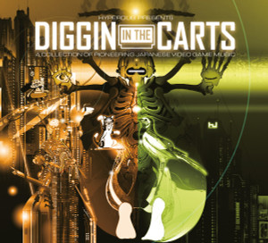 V/A: Diggin in the Carts: A Collection of Japanese Video Game Music 2LP