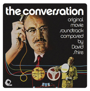 DAVID SHIRE: The Conversation - The Original Motion Picture Soundtrack LP