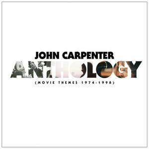 JOHN CARPENTER:  Anthology: Movie Themes 1974-1998  (Red & Black Starburst) LP