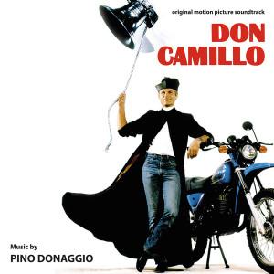 PINO DONAGGIO: Don Camillo LP