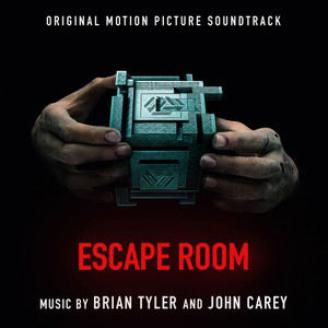 BRIAN & JOHN CAREY: Escape Room (Soundtrack) 2LP