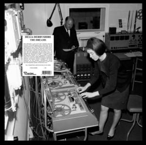 DELIA DERBYSHIRE: The Dreams LP
