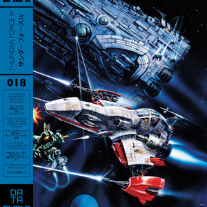 V/A: Thunder Force IV (Complete Score) 3LP