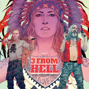 V/A: 3 FROM HELL: (Original Motion Picture Soundtrack) 2LP