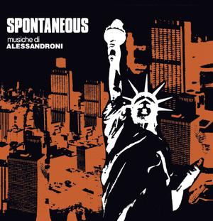 ALESSANDRO ALESSANDRONI: Spontaneous LP