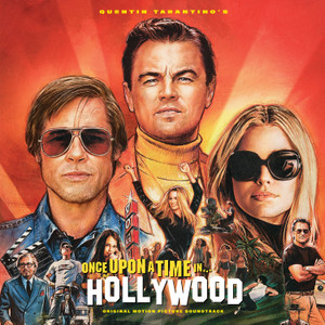 V/A: Quentin Tarantino's Once Upon a Time in Hollywood (Original Motion Picture Soundtrack) (US Indie Exclusive Color Variant) 2LP