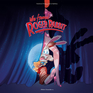 ALAN SILVESTRI: Who Framed Roger Rabbit LP