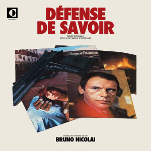 BRUNO NICOLAI: Defense De Savoir LP