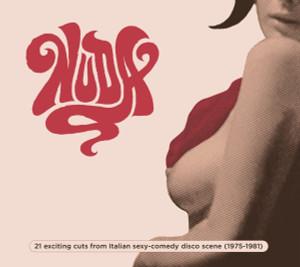 AA.VV.: Nuda CD
