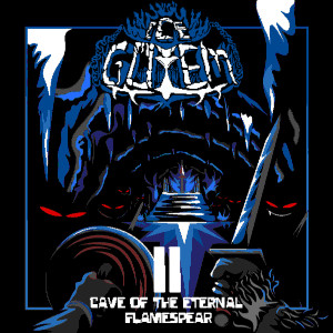 ICE GOLEM: II: Cave of the Eternal Flamespear Cassette
