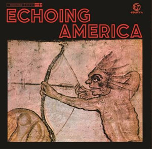 TOROSSI/GIOVANNI TOMMASO, STEFANO: Echoing America (Clear Vinyl) LP