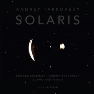 ANDREY TARKOVSKY/EDWARD ARTEMIEV: Solaris. Sound And Vision: The Film Album CD/BK