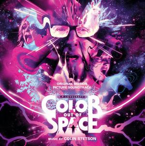 COLIN STETSON: Color Out of Space: Original Motion Picture Soundtrack LP
