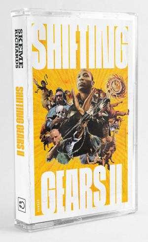 SKEME RICHARDS: Shifting Gears II (mixtape) Cassette