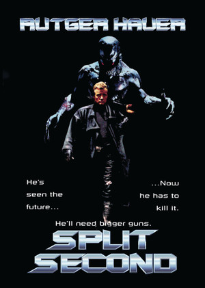 Split Second (Collector's Edition) Blu-Ray