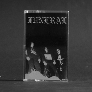 FUNERAL: Black Flame of Unholy Hate Cassette