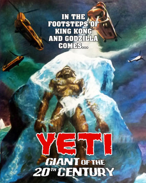 Yeti: Giant of the 20th Century Blu-Ray