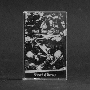 BLACK NUMENOREAN: Sword of Heresy Cassette