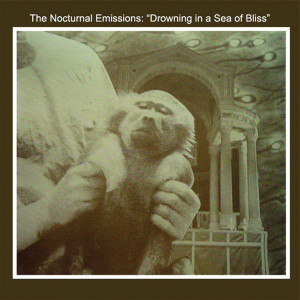 NOCTURNAL EMISSIONS Drowning in a Sea of Bliss LP