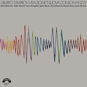 GRUPPO D'IMPROVVISAZIONE: Nuova Consonanza (White Vinyl) LP