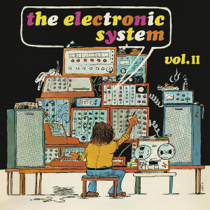 ELECTRIC SYSTEM: Vol. II (Limited Yellow Vinyl) LP