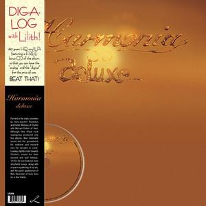 HARMONIA: Deluxe LP+CD