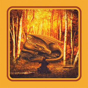 FIEF: V (Clear/Orange Splatter) LP