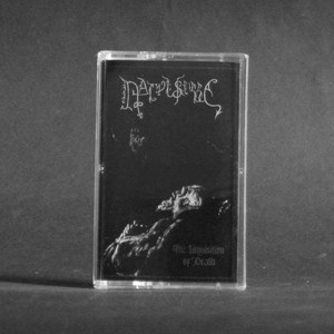 NACHTSTILLE: The Inquisition of Death Cassette