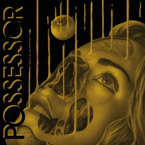 JIM WILLIAMS: Possessor (Original Soundtrack) 2LP